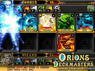 Orions: Legend of Wizards v1.20 + Second Age + DeckMasters + RUS